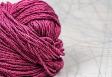 fil à tricoter en viscose de bambou