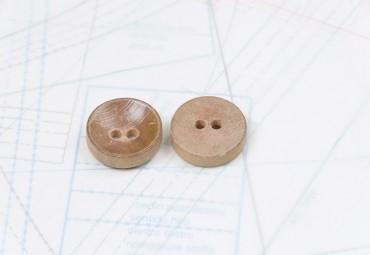 bouton en bois1 lot égal 4g égal 4 boutons