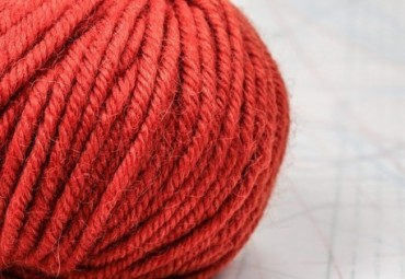 fil à tricoter en fibres de mouton et alpaga