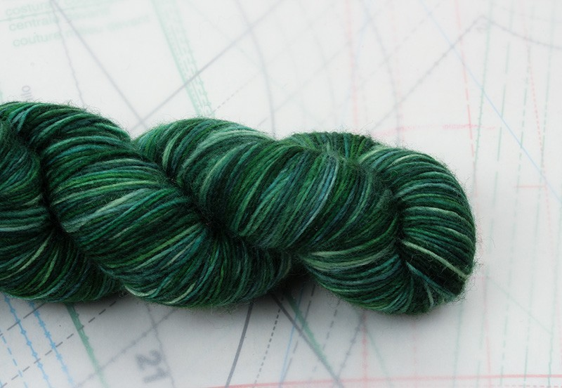 fil à tricoter en fibres d'agneau mérinos