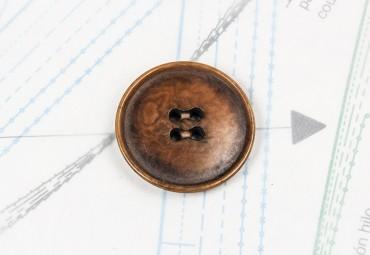 bouton en corozo