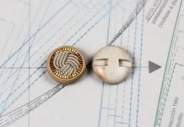 bouton en passementerie