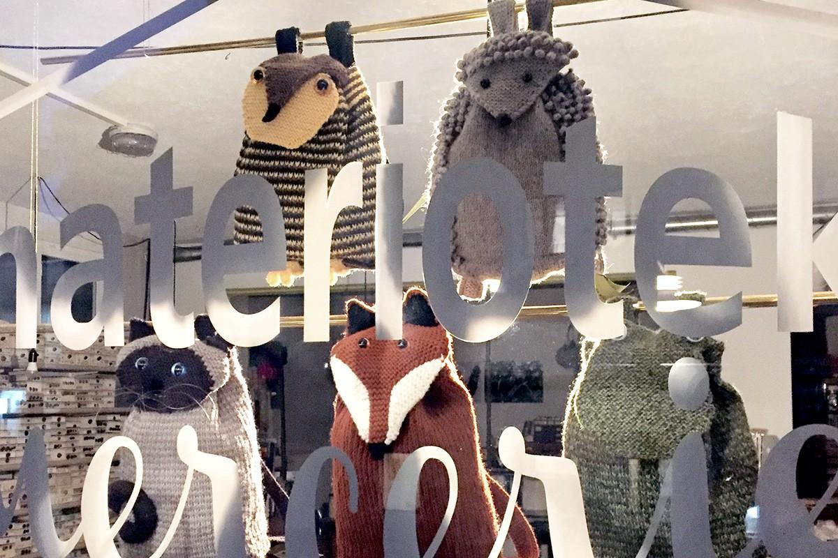 Expo « mon sac à dos préféré »
