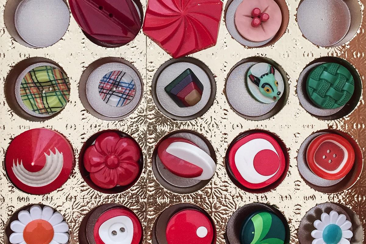 Photos : Expo « Dessine-moi un bouton ! »