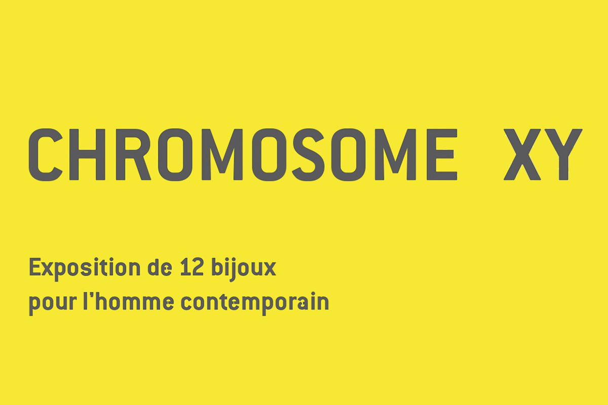 Expo « Chromosome XY »