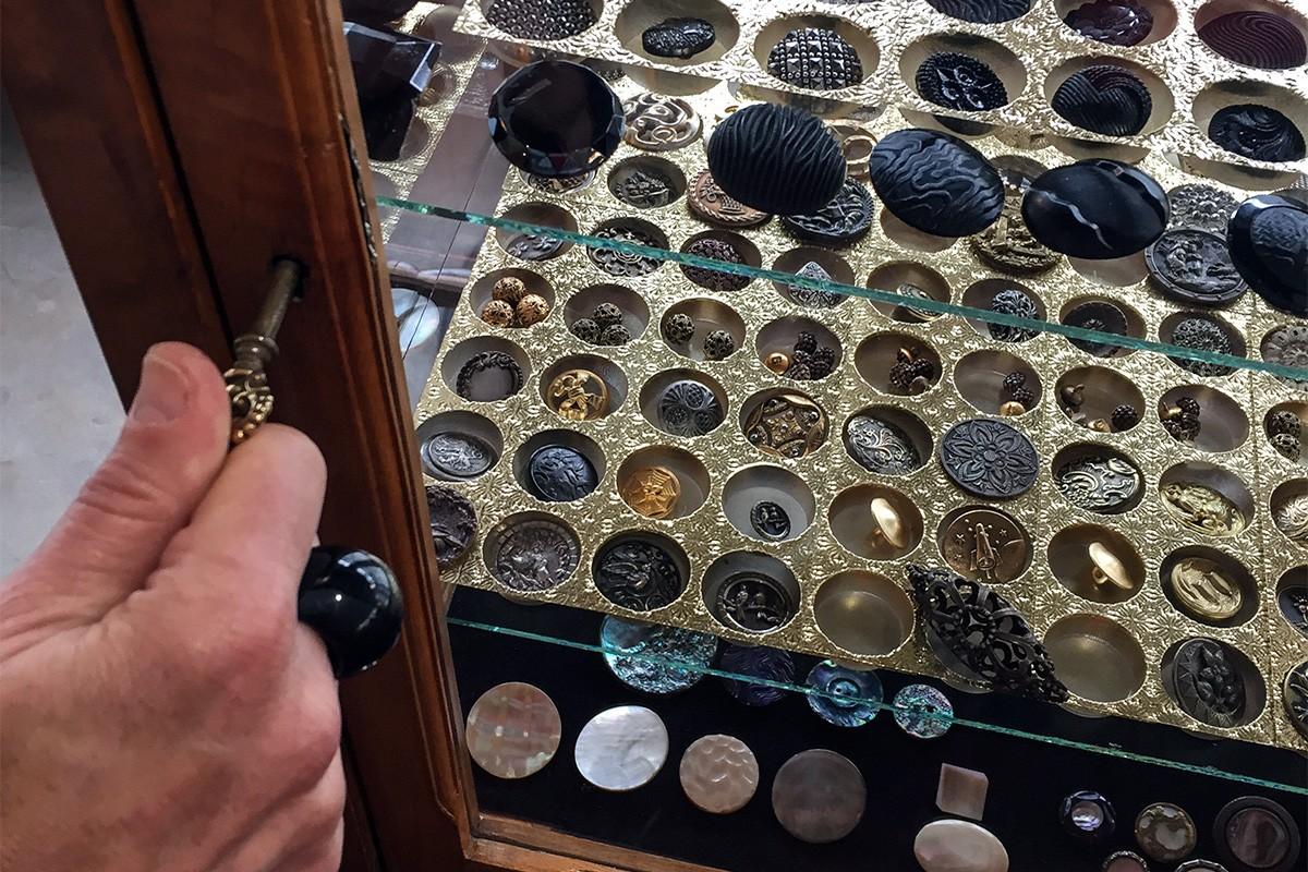 Expo « Dessine-moi un bouton ! »