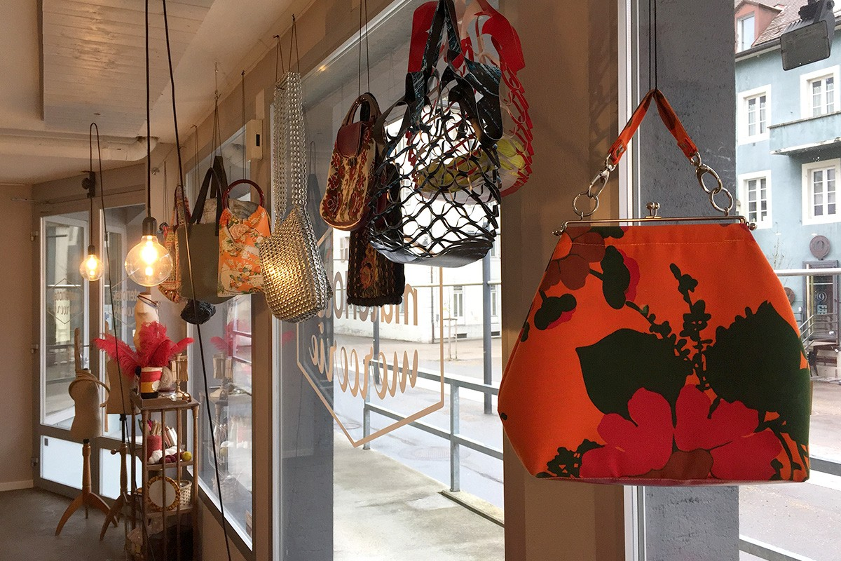 Photos : Expo sacs vintage