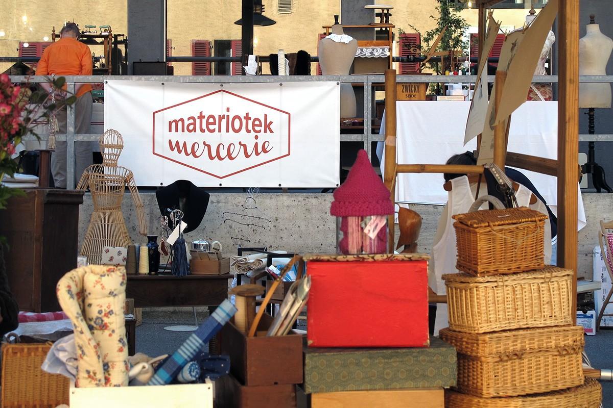 Photos : Brocante/marché créateurs
